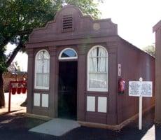 Kimberley's oldest house